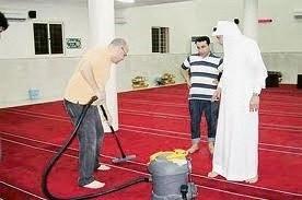 شركة نظافة مساجد بالرياض 0553252006 شركة الساطع لتنظيف المسجد