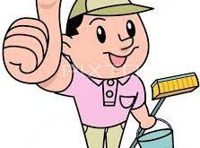 كيفية تنظيف سطح المنزل والفله